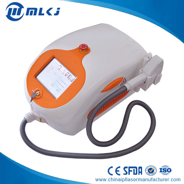 Portable Beauty Machine 808nm Diode Laser for Permanent Hair Removal