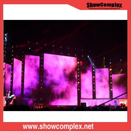 Big Advertising Billboard Price P6outdoor LED Display/Screen/LED Video Wall