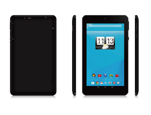 7inch Tablet PC with Brazil IPTV Latino IPTV Channels Allwinner A33 Quad Core Android 4.4 Tablet
