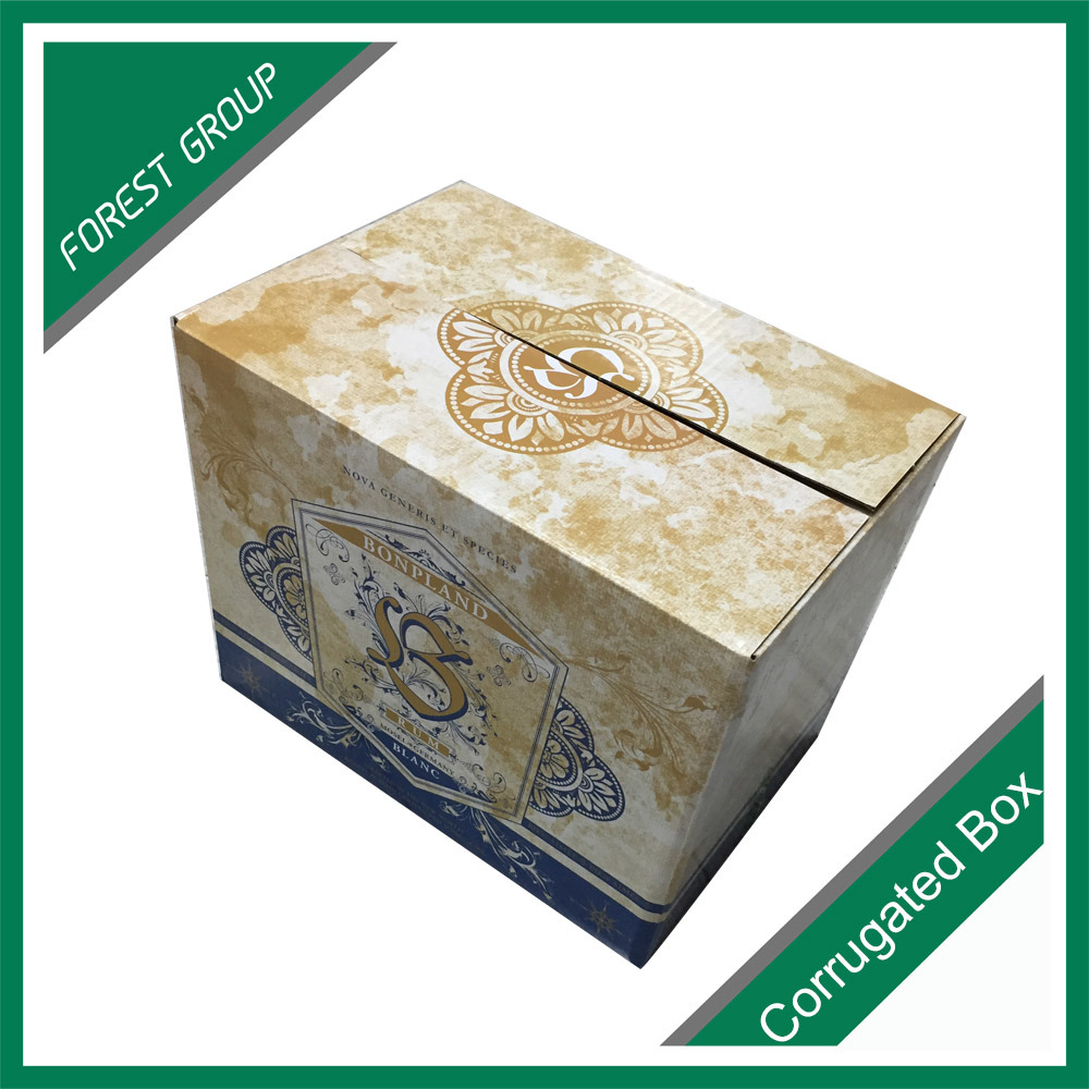 Wholesale Simple Plain Small Big Cardboard Paper Carton Box
