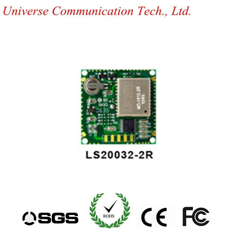 GPS Smart Antenna Module Locosys Module RS232, 9600BPS, 30X30mm