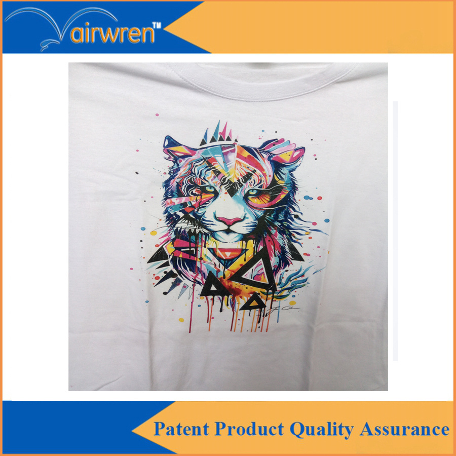 Multi-Function T Shirt Printing Machine A3 Size DTG T-Shirt Printer Ar-T500