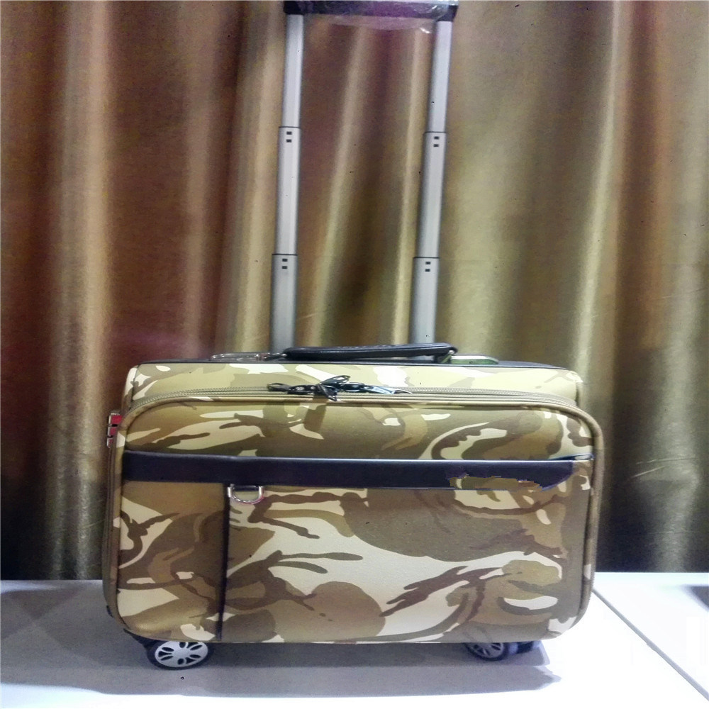 Military Waterproof High-Quality Travelling Multicam Tactical Trunk