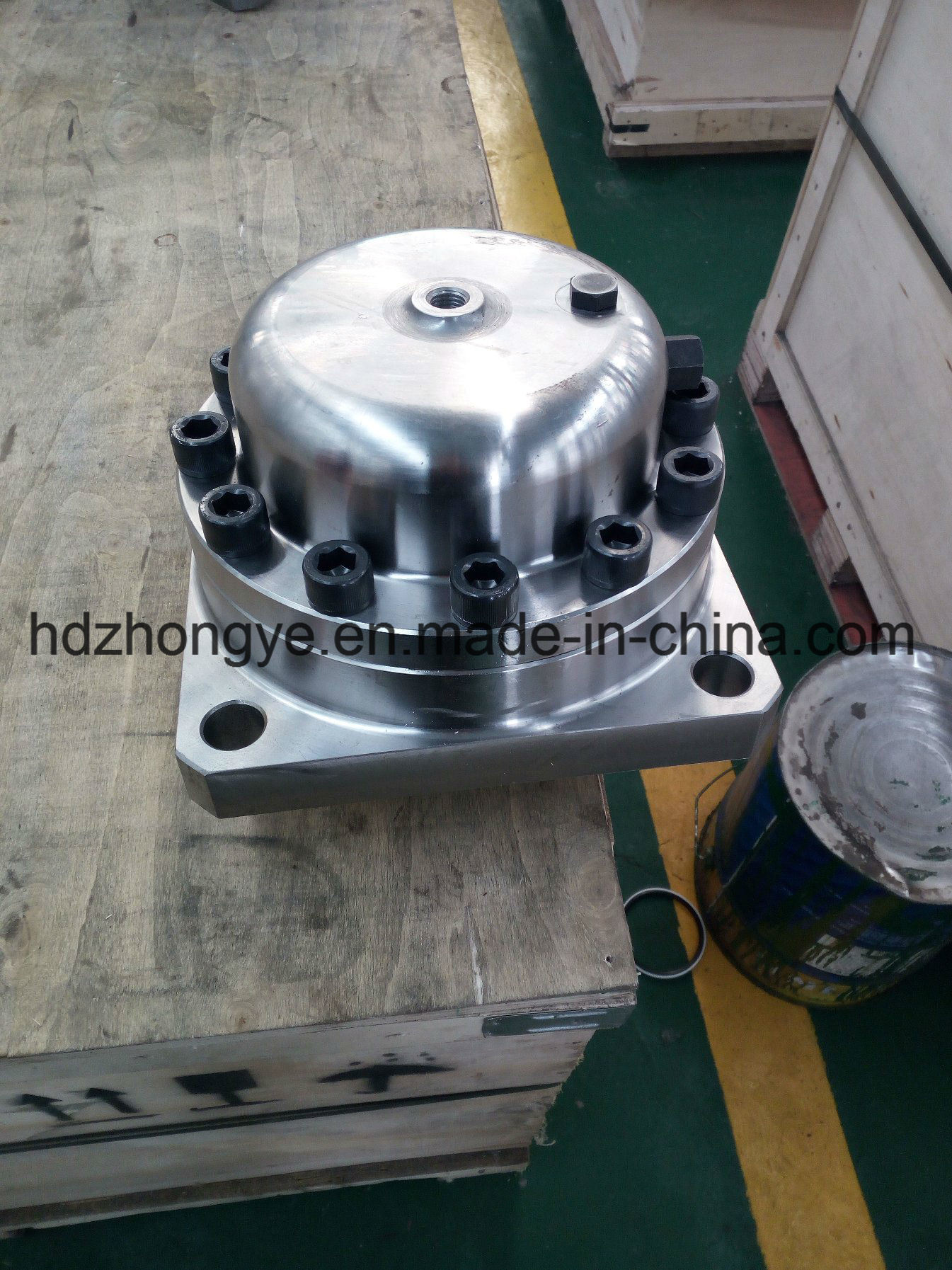 Accumulator for Hydraulic Breaker