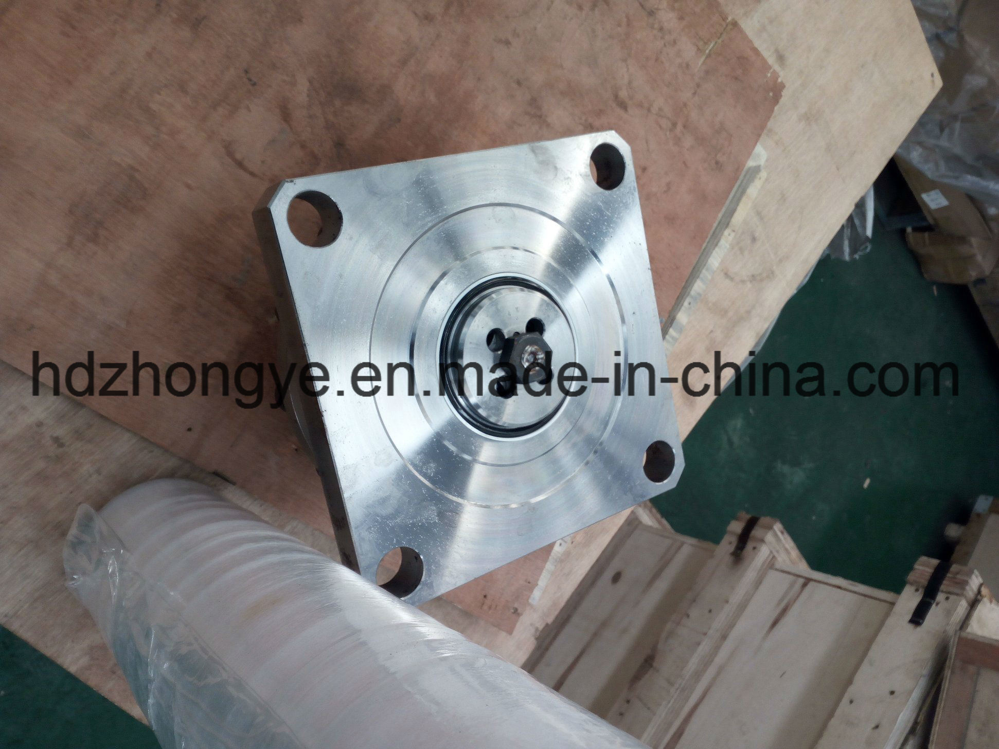 Accumulator for Hydraulic Breaker