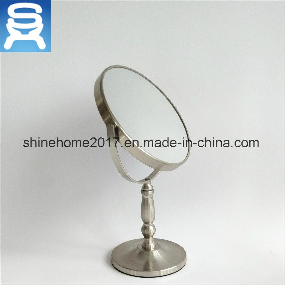Bathroom Metal Standing Vanity Mirror