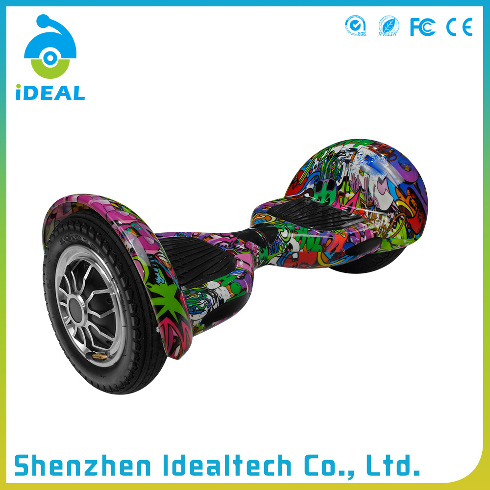 10 Inch 2 Wheel Smart Self Balance Scooter