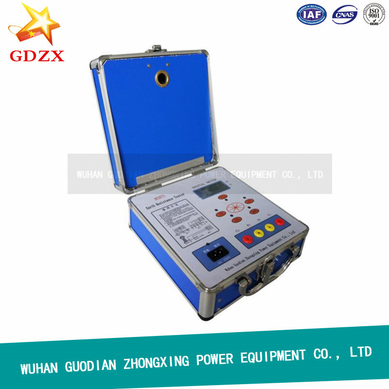 China Factory Price Digital Earth Resistance Tester