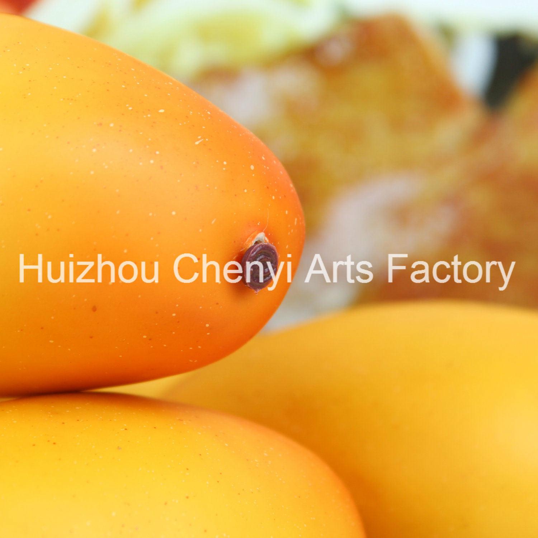 Color Is Very Nice Mango Artificial Fruit