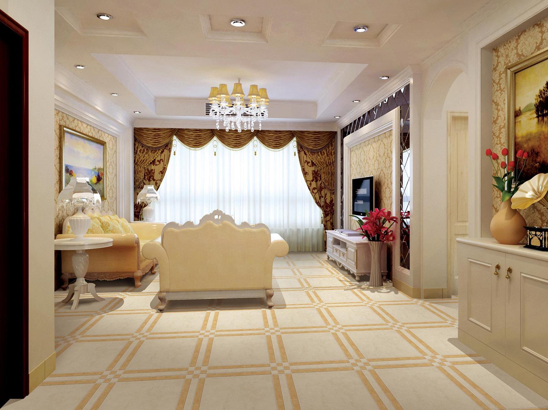 High Quality Building Material Porcelain Rustic Tile 50cm*50cm Anti-Slip Floor Tile Wall Tile Kitchen Tile Bath Room Tile Ath5501