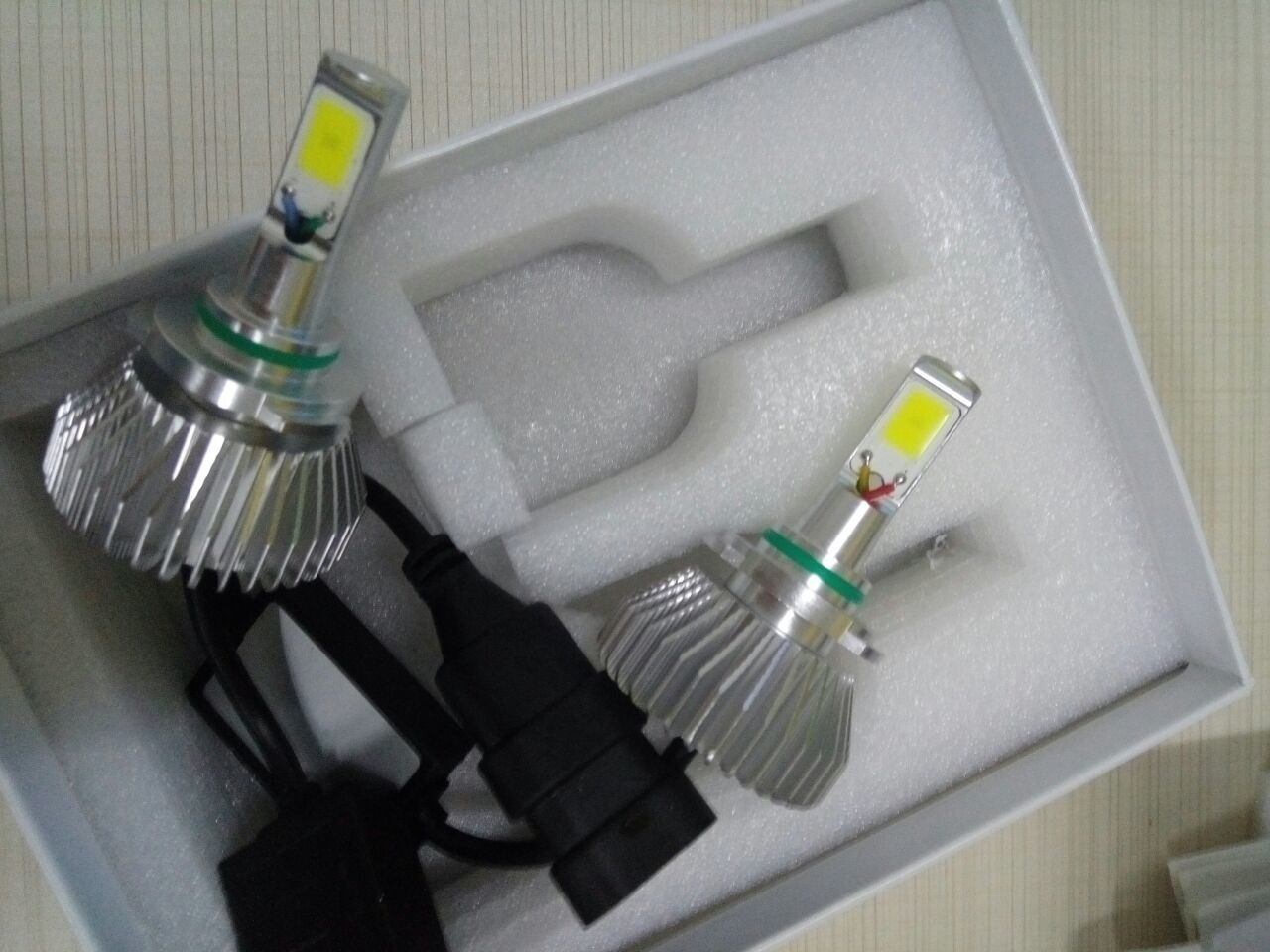 High Power H1 Auto LED Headlight