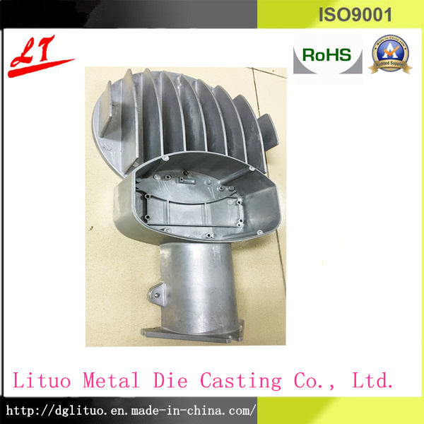 Customized Aluminum Alloy Die Casting of Motorcycle Engine Housing