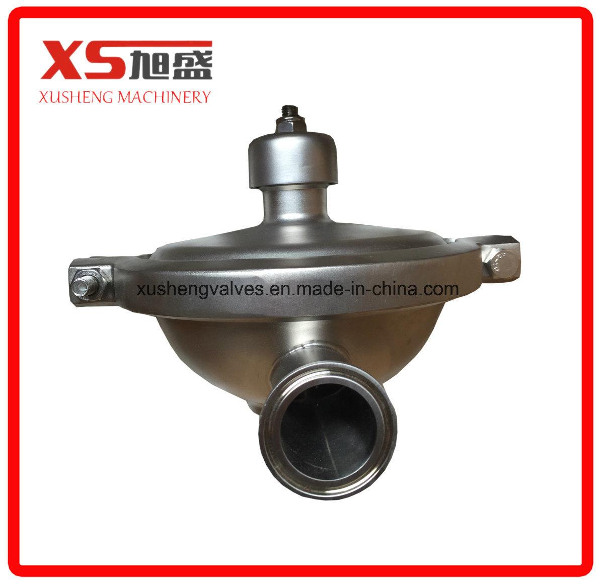 Stainless Steel Sanitary Grade Pressure Regulating Valve