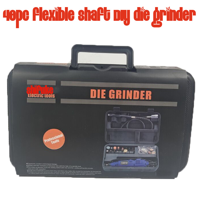 BMC 40PC Electric Die Grinder with 40PC Dremel Accesories