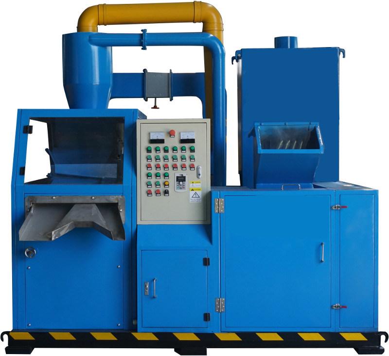 Automatic Scrap Cable Granulator & Separator