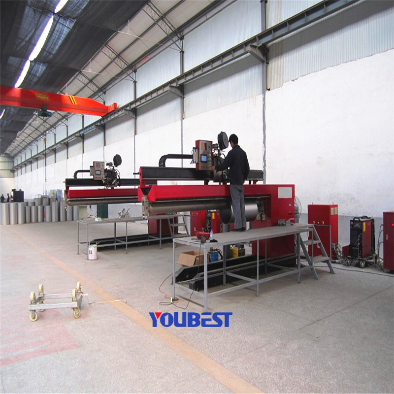 Longitudinal Inside Seam Welding Machine