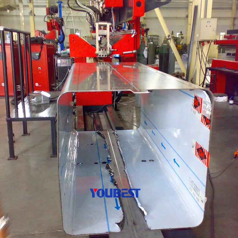 Longitudinal Inside Seam Welding Machine