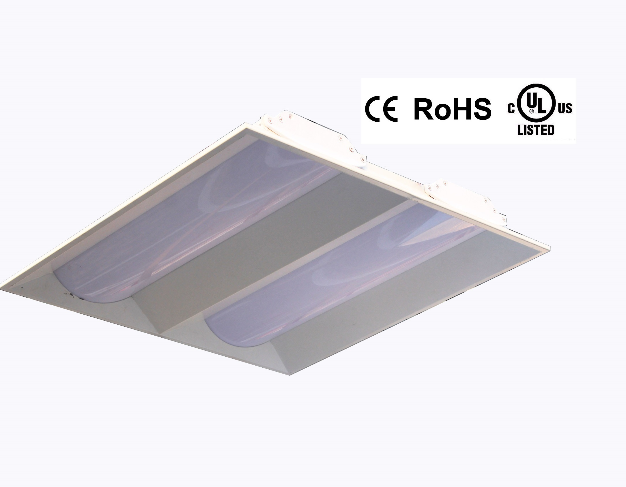 20W 40W 60W Ce RoHS UL Premium Basket LED Recessed Troffer