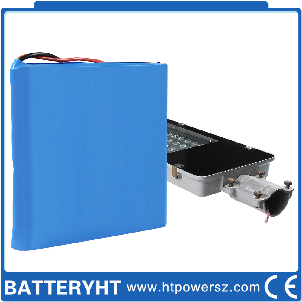 Portable 12V 40ah Lithium Solar Battery for Street Light