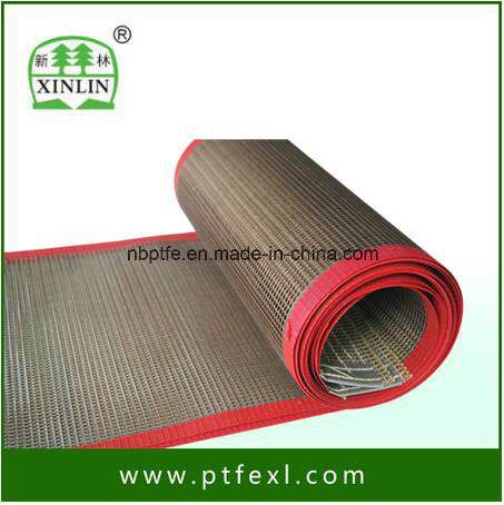 High Durability Mesh Stainless Steel PTFE Teflon Conveyor Belt