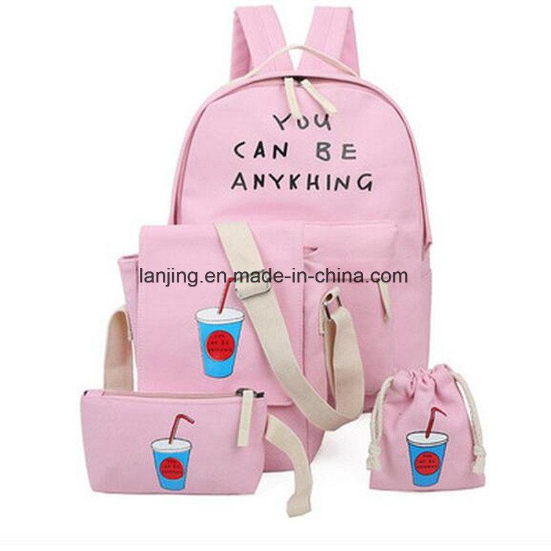 Bw1-058 600d/1200d/1800d Fashion Backpack Bag for School Bag Backpack Sets