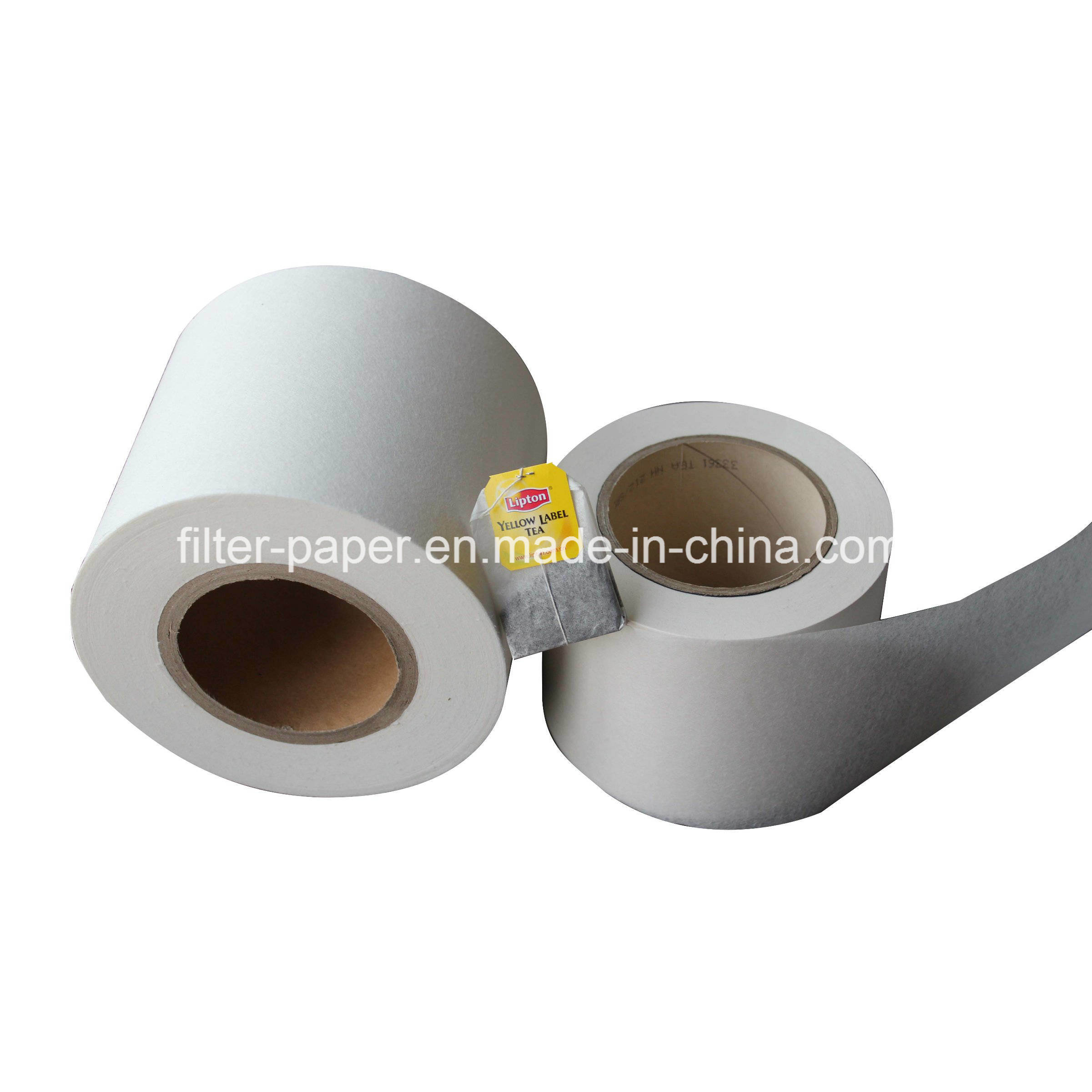 94mm Width Non Heat Seal Tea Bag Filter Paper for Automatic Tea Bag Packing Machine