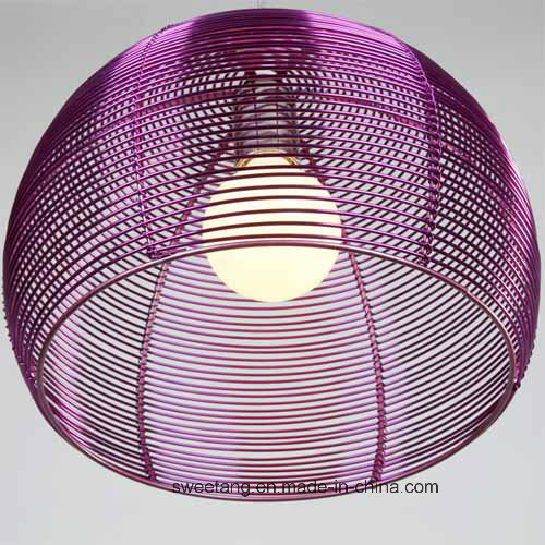 Zhongshan Guzhen Supply Aluminium Chandelier Pendant Light for Indoor