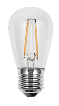 LED St64 Filament Bulb 2W 4W 6W 8W 12W for Energy Saving