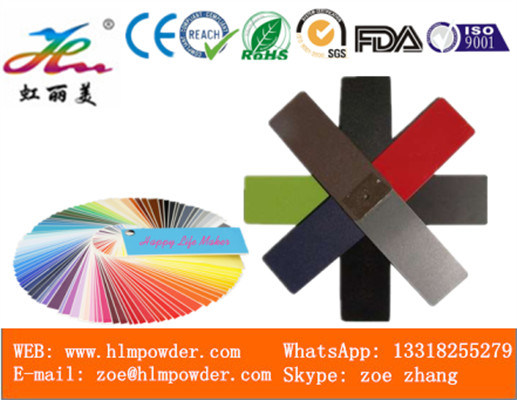Corrosion Resistant Electrostatic Spray Epoxy Powder Coating for Decoration
