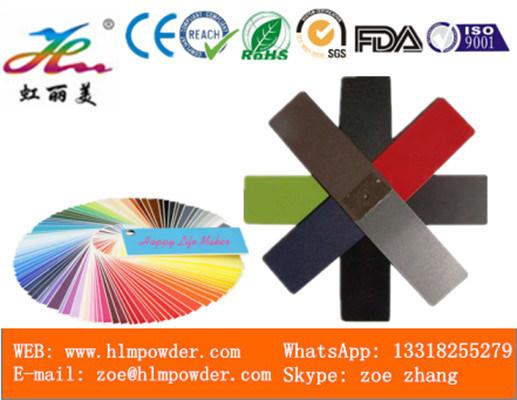 Corrosion Resistant Electrostatic Spray Epoxy Powder Coating for Decoration