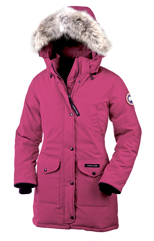 Ladies Down Long Parka and Long Coat