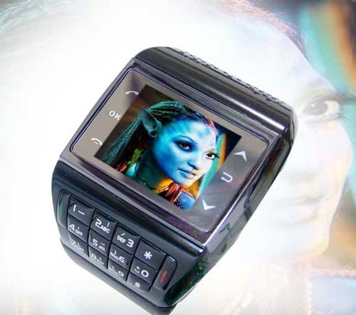 China Watch Mobile Phone