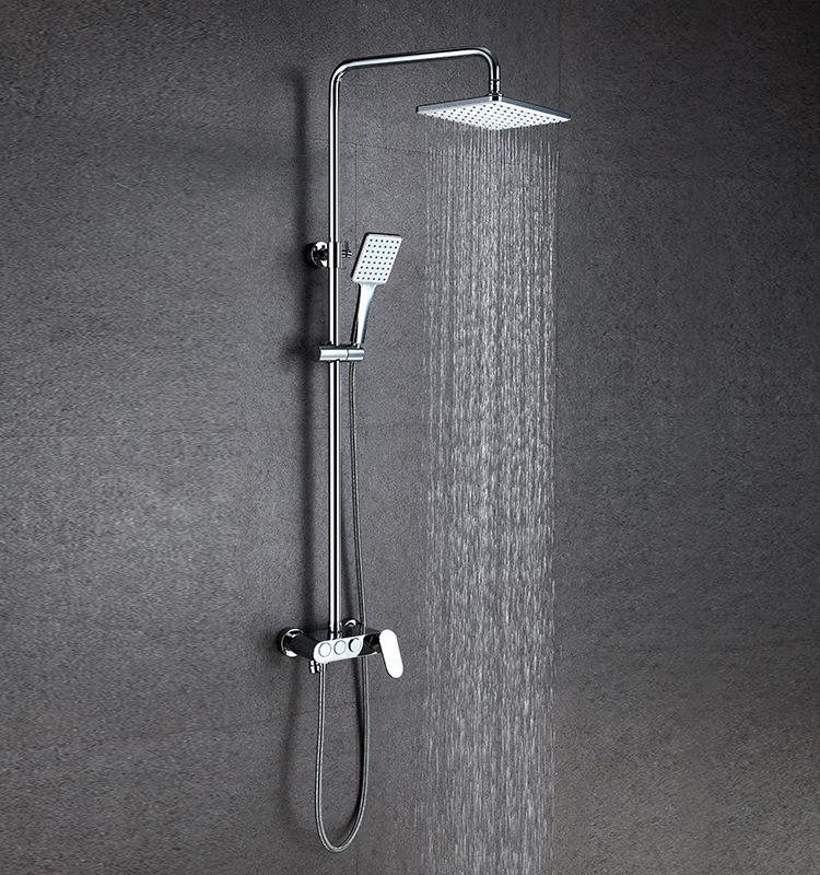 Round Shower Head Bathroom Shower Tap (8171M)