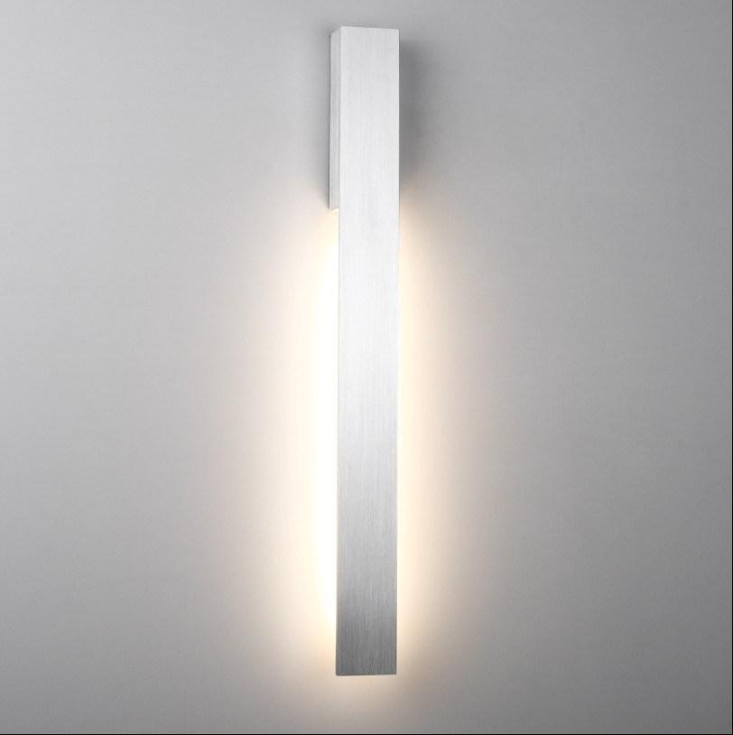 china 3 6w interior slim indirect wall light led bathroom