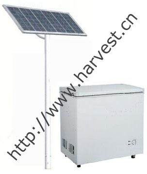 off-Grid 100% Solar Freezer