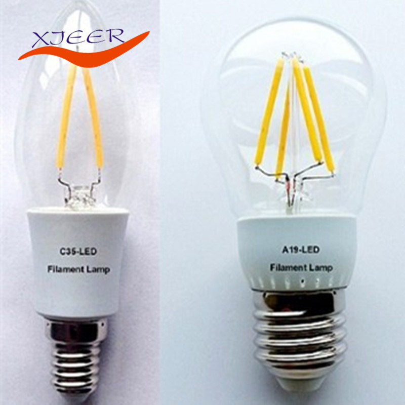 New Model 1*3W LED Candle Bulb for Shop Decoration