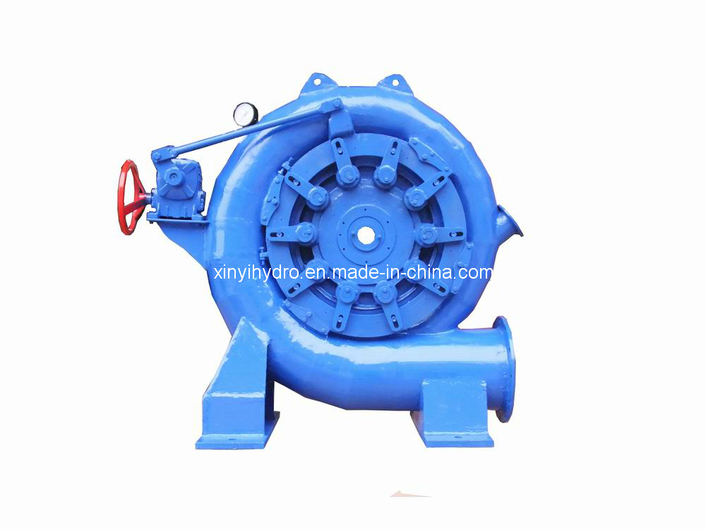 Small Francis Water Turbine Photos & Pictures