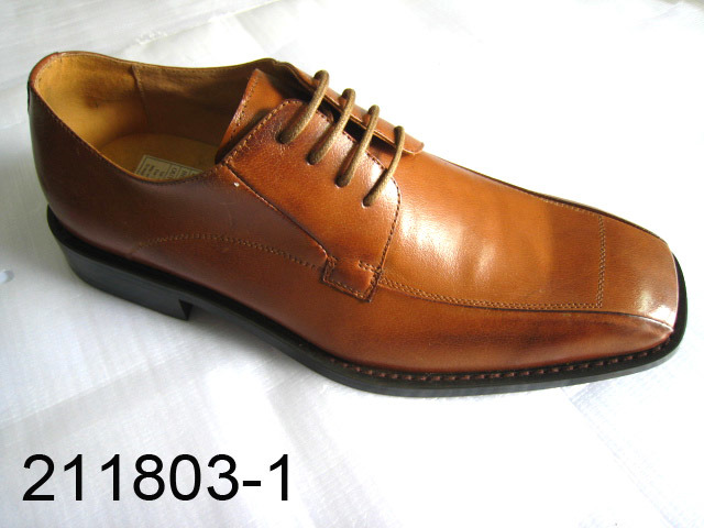 china s leather brown dress shoes 211803 1 china