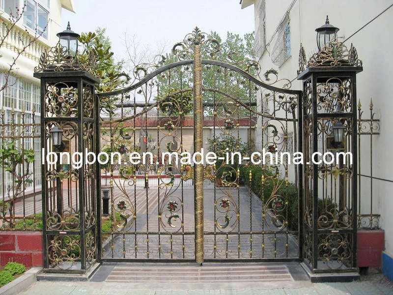 Iron Front Gates Front Door Iron Gates