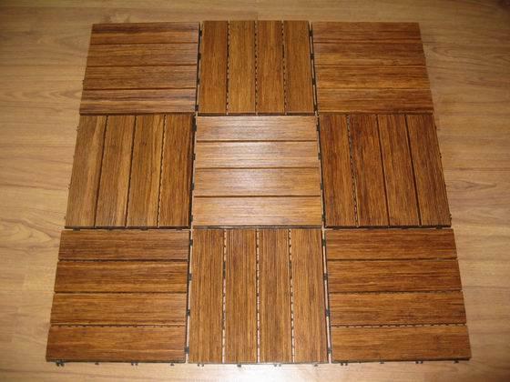 China Outdoor Ttrand Woven Bamboo Flooring China Bamboo