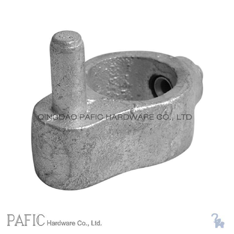 China malleable iron pipe fittings gate hinge photos