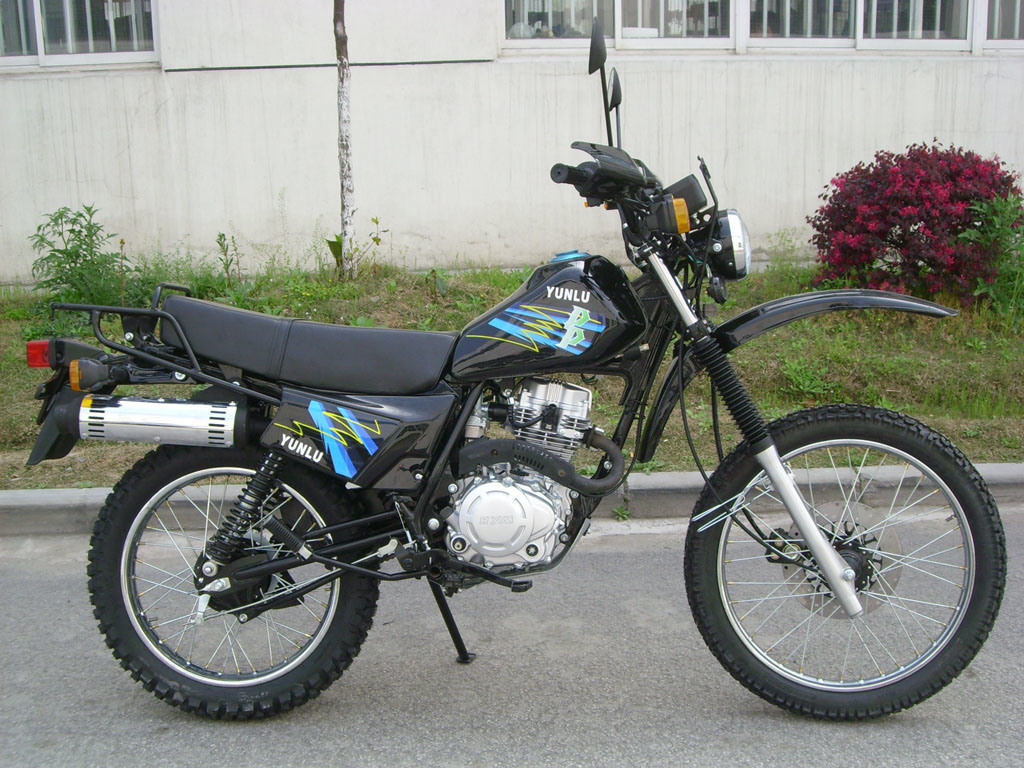 china xl dirt bike 125cc photos pictures made in. Black Bedroom Furniture Sets. Home Design Ideas