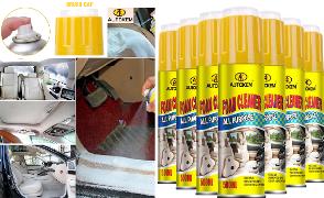 Car Seat Cleaner, Foamy Cleaner, Foam Cleaner Aerosol