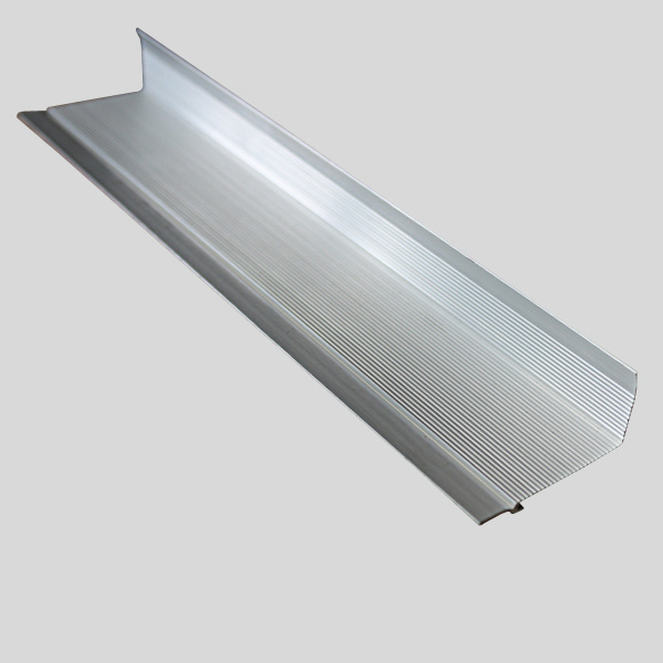 Abrasive Rounded Aluminium Tile Trim Stair Nosing