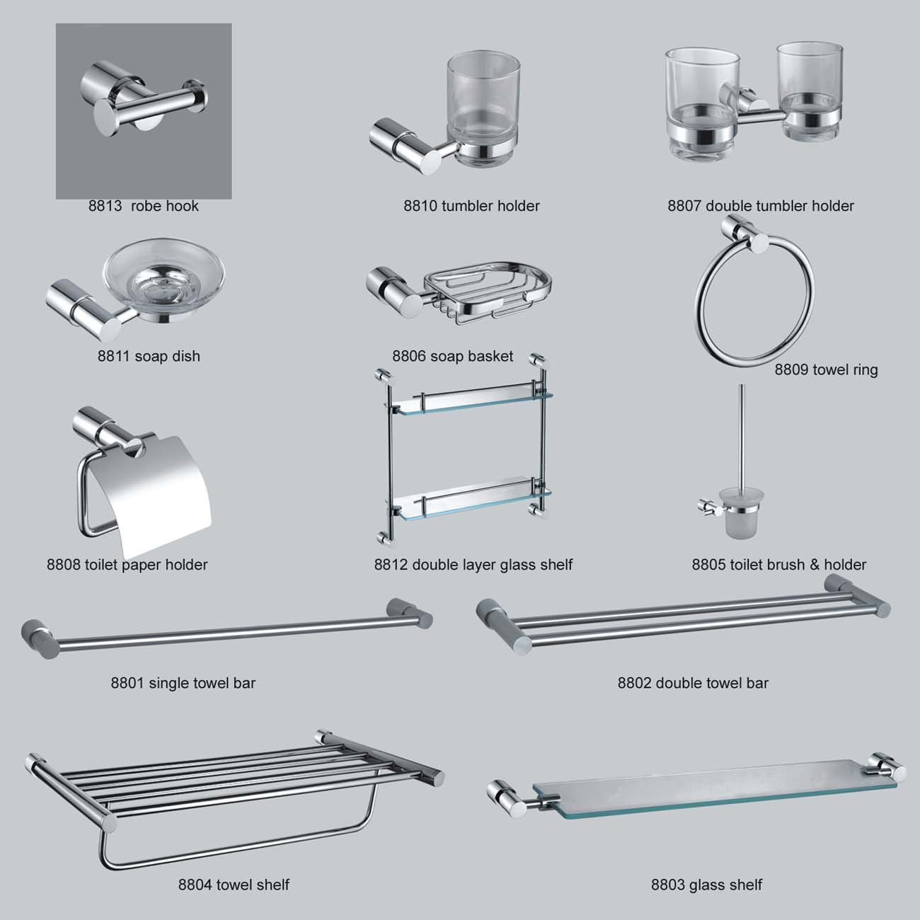 Toilet accessoires design 193142 ontwerp for Design accessoires