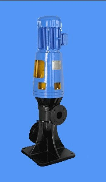Wl Series Vertical Sewage Pumps