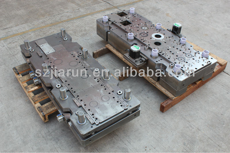 Punch Die Single Stamping Mould/Tooling for Mechanical Workshop Assembly