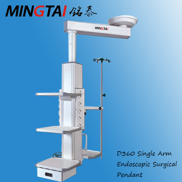 Hospital Equipments Single Arm Endoscopic Surgical Pendant