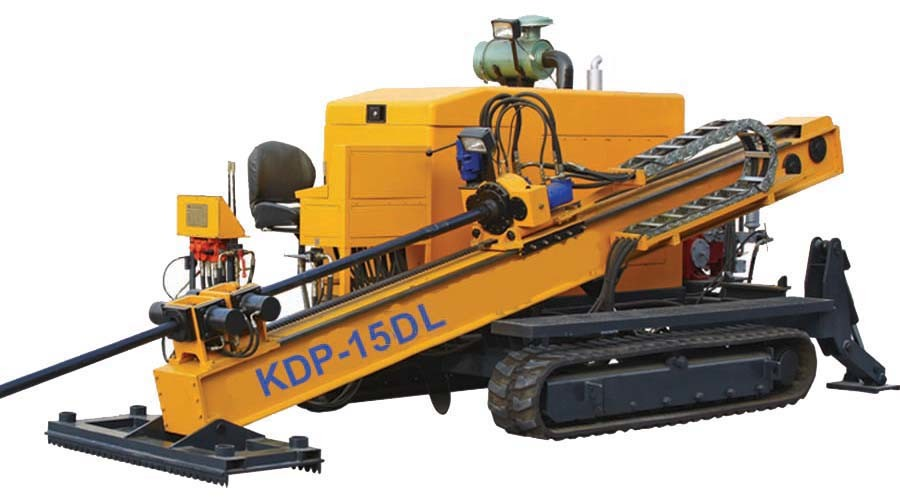 China Hydraulic Horizontal Directional Drilling Rig (KDP ...