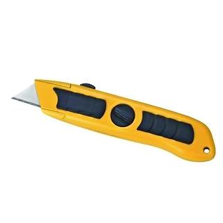 Zinc Alloy Material Metal Cutter Knife (NC1568)
